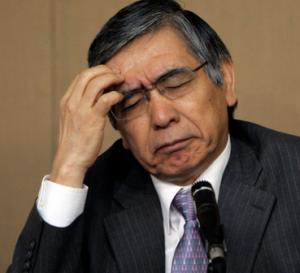 Kuroda-worried