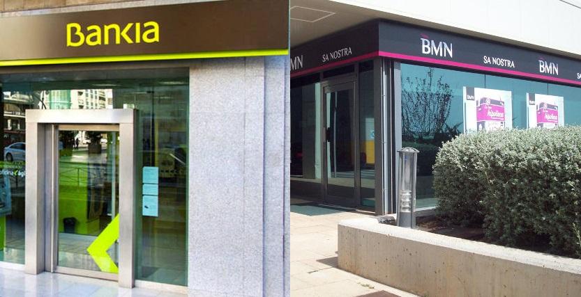 El FROB autoriza fusionar Bankia y BMN para optimizar la recuperación de las ayudas públicas 1
