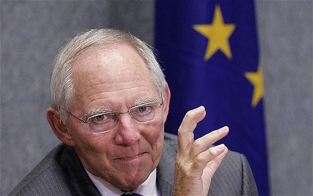 ¿Transferencias de países ricos a países pobres? la propuesta de Schäuble para la UE 1