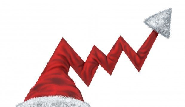 El rally de Santa Claus y la estadística 1