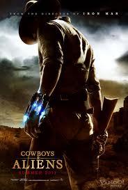 Cowboys contra alienígenas 1