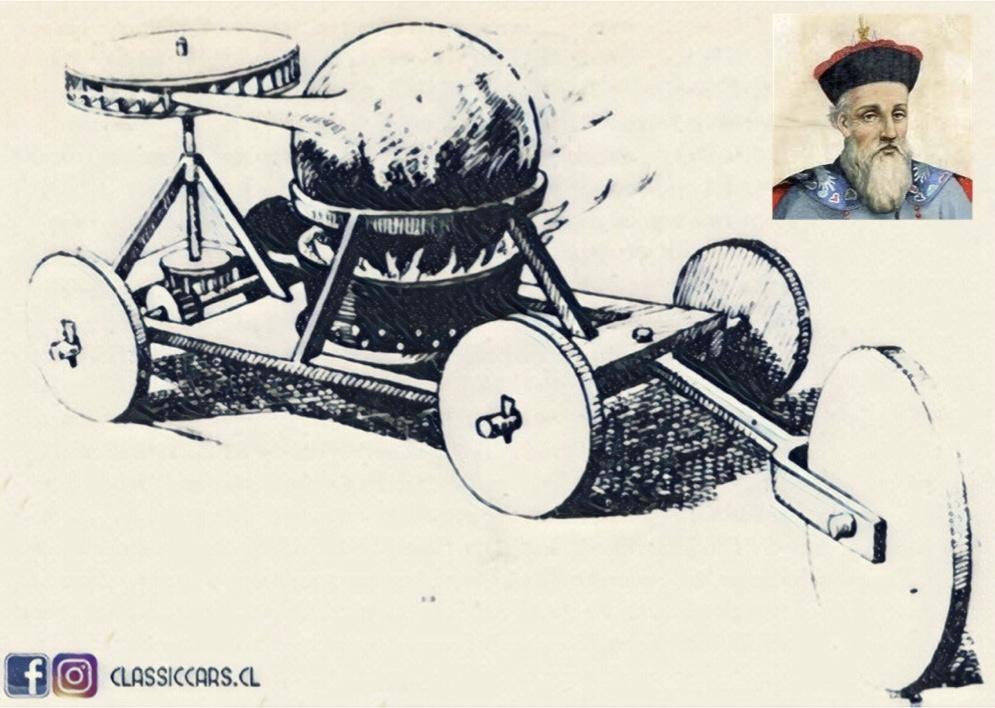 La larguísima y vieja historia de los coches híbridos y eléctricos. 1