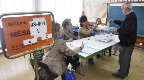 C mo se elige a los miembros de la mesa electoral for Presidente mesa electoral