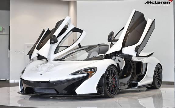 alaskan-diamond-white-mclaren-p1