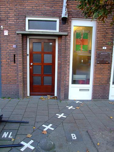 baarle-front-door
