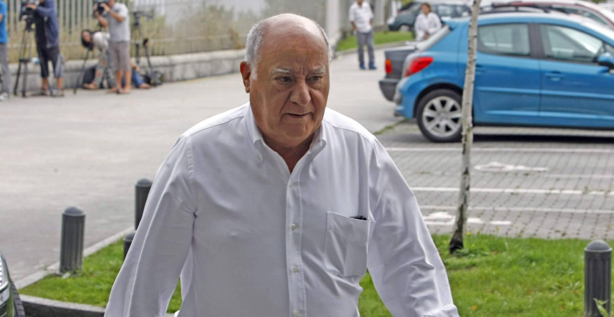Amancio Ortega compra el 5% de Red Eléctrica 1