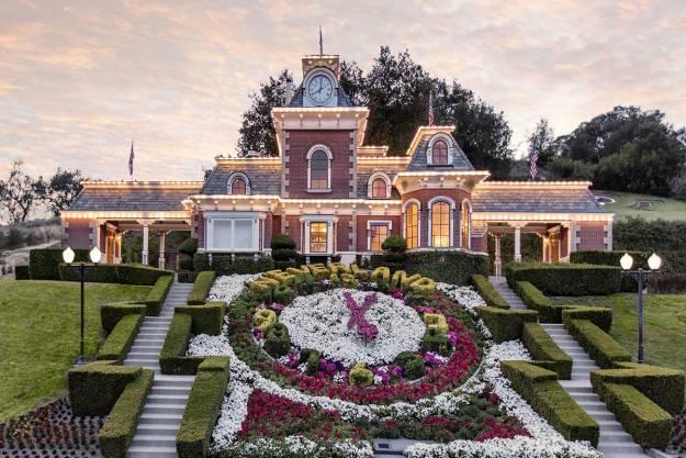 Rebajan de 95 a 63 millones de euros precio de Neverland, el rancho de Michael Jackson 1