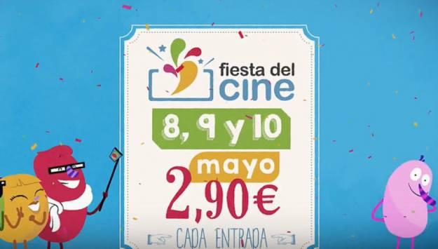 Vuelve la Fiesta del Cine: 8, 9 y 10 de mayo con entradas a 2,90 euros 1