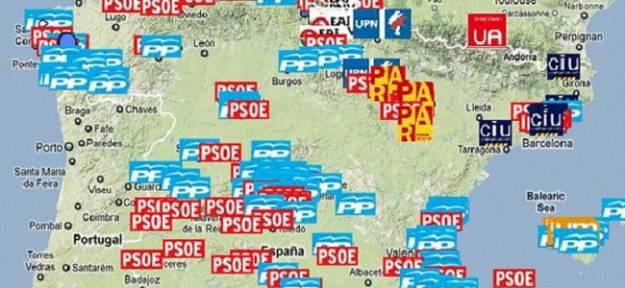 Se crea una web donde se pueden consultar todos los casos de corrupci n por partido - Casos de corrupcion en espana actuales ...