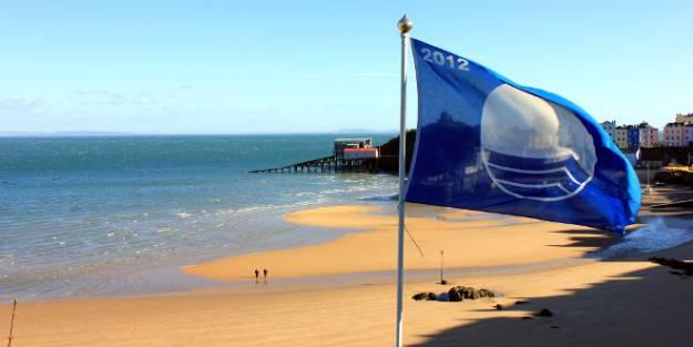 Una de cada cinco playas en España lucirá la 'Bandera Azul' este verano 1