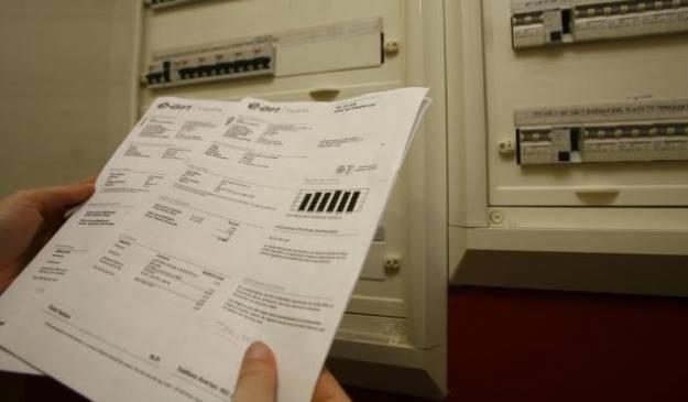 Un español en Finlandia enseña su factura de la luz: 10€ 1