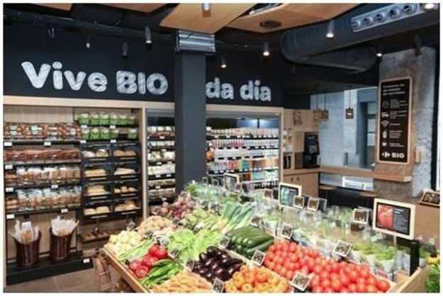 Carrefour lanza un nuevo concepto comercial en España y abre su primera tienda Bio con 1.800 referencias 1