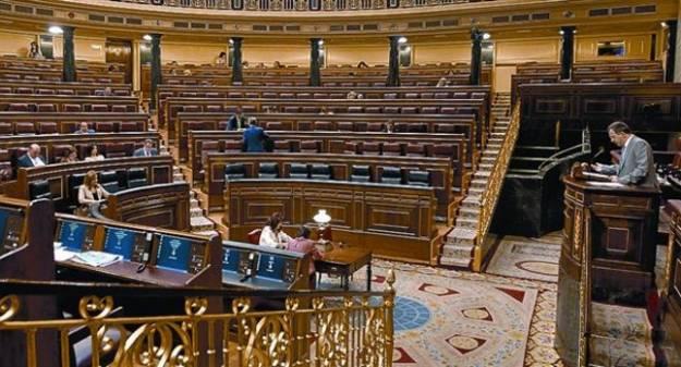 El Congreso gastó un millón de euros en viajes de diputados el último trimestre, la cifra más alta desde 2015 1