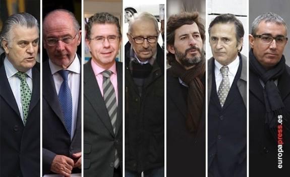 Los principales nombres de los casos de corrupción se acogieron a la amnistía fiscal ahora declarada inconstitucional 1