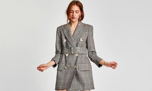 Récord Ha En Zara De Se Que Agotado Tiempo Vestido El IbyvmfYg76