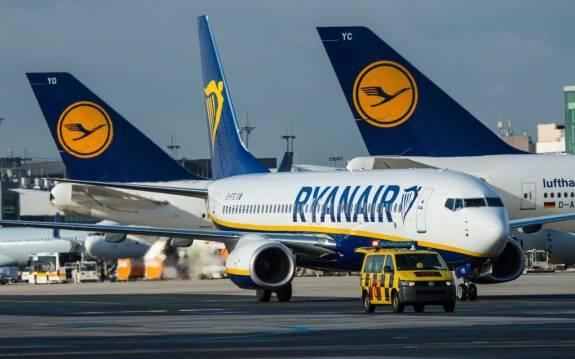 Francia requisa un avión de Ryanair tras negarse a devolver unas subvenciones