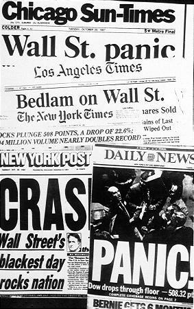 30 años de la mayor crisis financiera de la época 1