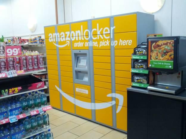 Amazon colocará taquillas automáticas en más de 120 puntos, entre ellos de Repsol y Dia, para recoger pedidos 1