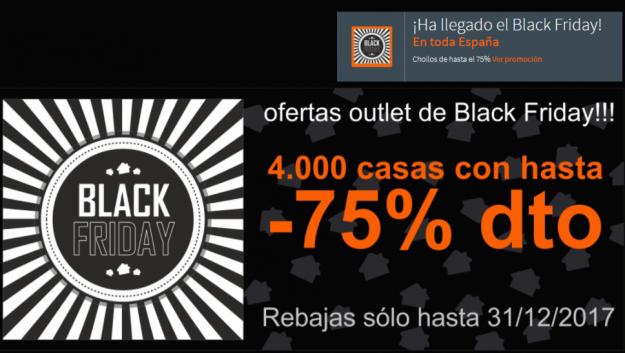 Casaktua lanza su 'Black Friday' con 4.000 viviendas rebajadas hasta el 75% 1