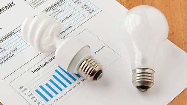 El recibo de la luz se dispara un 45% en la primera quincena de junio 1