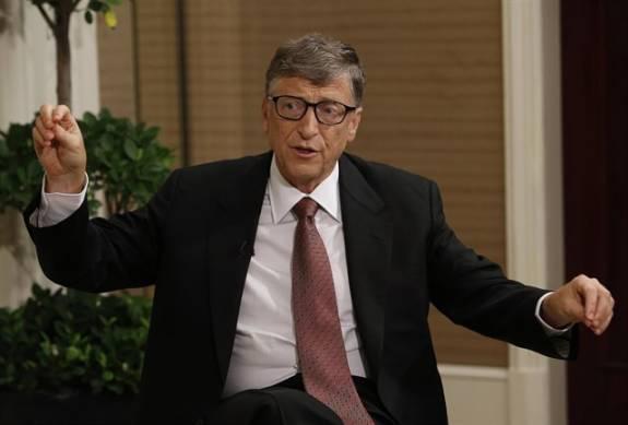 """Bill Gates dice que los ricos como él deberían pagar impuestos """"significativamente más altos"""" 1"""