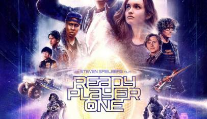¿Cuántas referencias encuentras en este póster de Ready Player One?