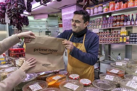 Amazon contratará en España a más de 2.200 personas esta Navidad 1