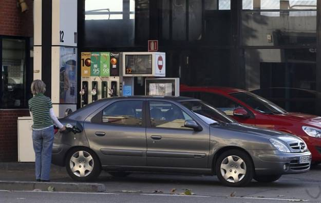 La gasolina sigue disparándose y alcanza niveles de marzo 1