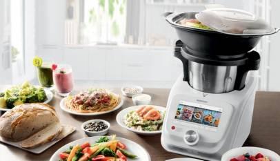 Fiebre en Lidl por el robot de cocina que cuesta tres veces menos que la Thermomix