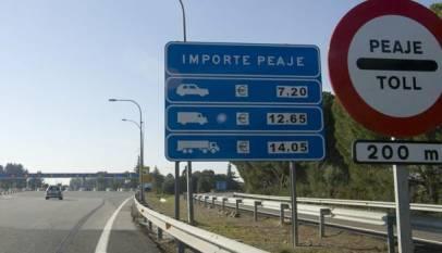 Se confirma el fin de los peajes de las autopistas cuando acabe su concesión