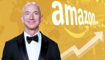 Jeff Bezos, el dueño de Amazon, se convierte en el más rico de la historia moderna