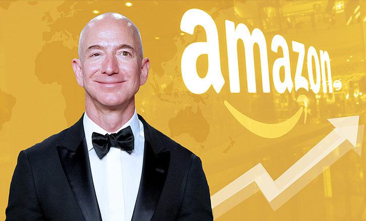 Jeff Bezos vende acciones de Amazon por más de 2.000 millones 1