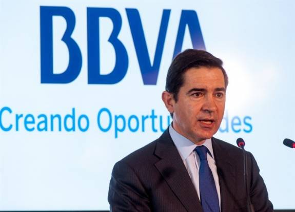 Carlos Torres Vila sustituirá a Francisco González en la presidencia de BBVA 1