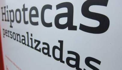 Santander, BBVA y Bankia paralizan la venta de hipotecas