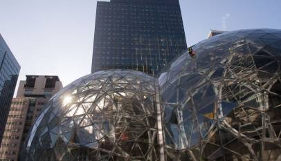 Amancio Ortega será el casero de Amazon tras comprar parte de la sede en Seattle por unos 650 millones