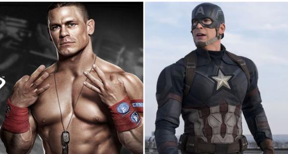 John Cena se perfila como el nuevo Capitán América