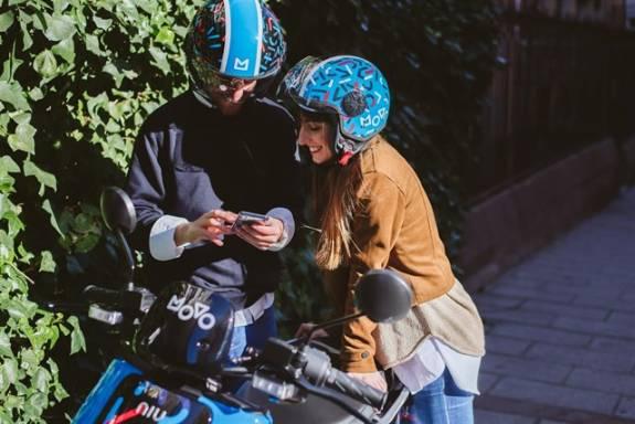 Cabify lanza un servicio de patinetes compartidos