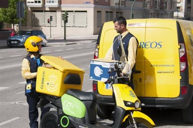 Correos lanza una oferta de empleo con más de 4.000 plazas