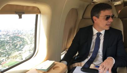 Pedro Sánchez declara secreta la boda de su cuñado para no decir lo que le costó al Estado