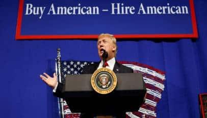 Visión completa, así ha actuado el proteccionismo de Trump