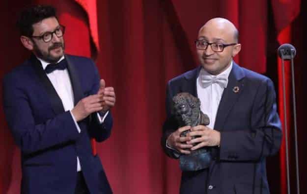"""El emotivo discurso del campeón Jesús Vidal en los Goya 2019: """"A mí sí me gustaría tener un hijo como yo"""""""