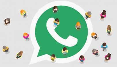 El whatsapp de las paparruchas