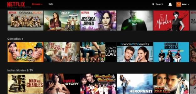 Netflix comienza a publicar listados con lo más visto en su plataforma