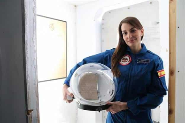 Una española lidera una misión simulada a Marte en el desierto de Utah