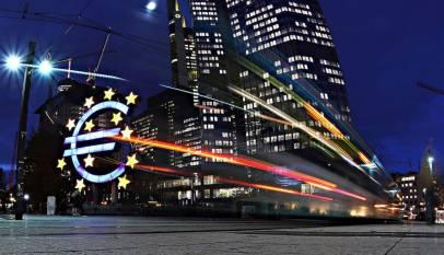El Euribor comienza la semana paradito en el -0.108%