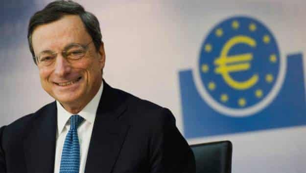 El BCE mantiene los tipos en la zona euro en el 0% y retrasa su subida
