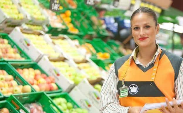 Oferta de trabajo de Mercadona: Dos días a la semana por más de 500€ 1