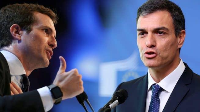 La pandemia de la política en España 1