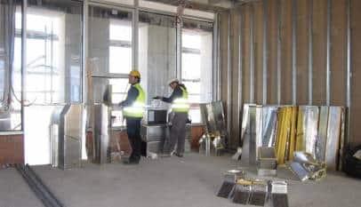 La construcción necesita trabajadores jóvenes: sólo uno de cada cinco tiene menos de 34 años