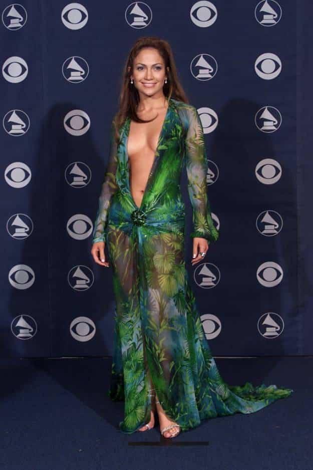 Google images nació por culpa de este vestido de Jennifer López